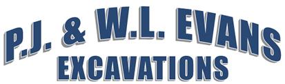 Evans Excavations Northern NSW logo
